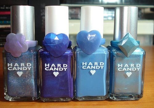 Throwback Thursday Hard Candy Nail Polish Fashion Grunge