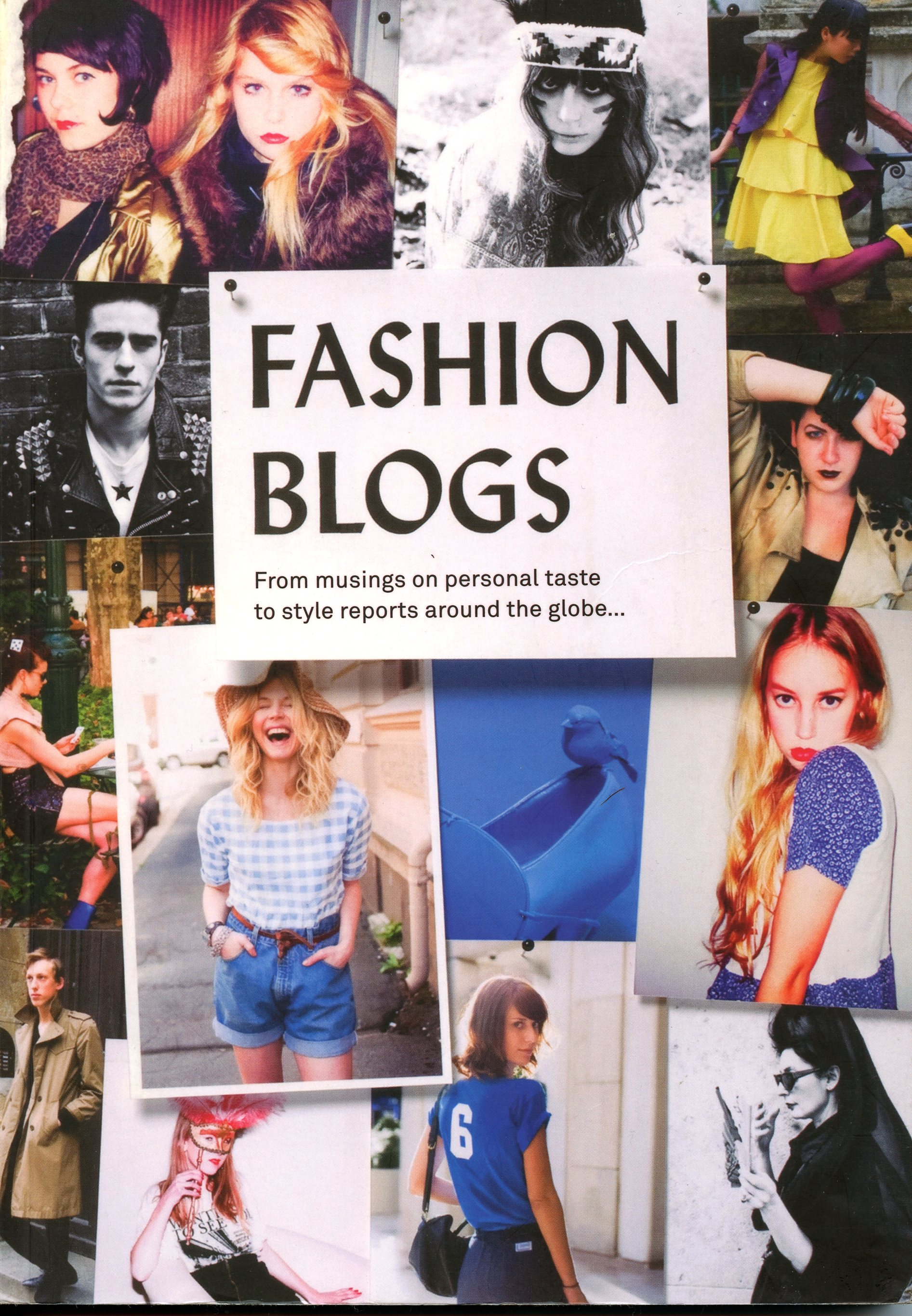 Blog: Bookshelf: Fashion Blogs