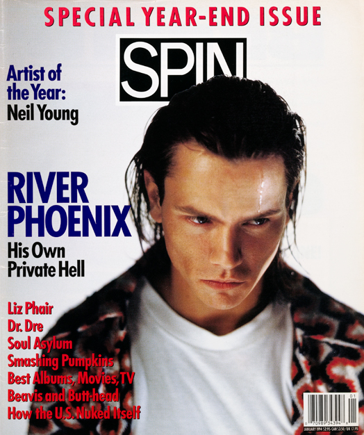 Throwback Thursday Spin Magazine Covers Fashion Grunge