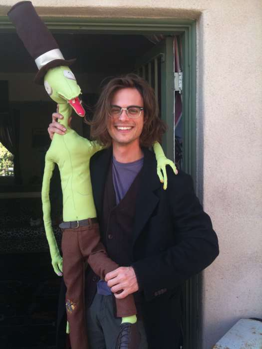 Gubler+and+friend