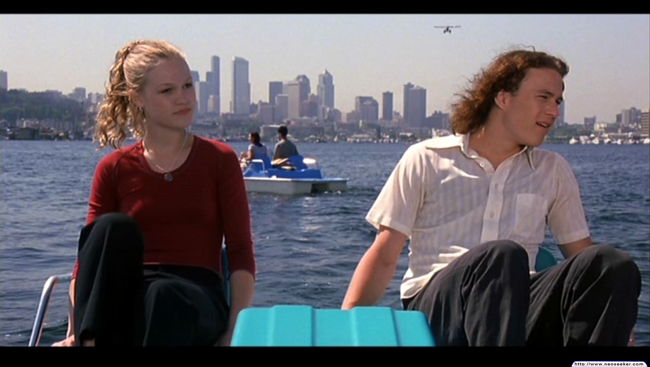 Ten Things I Hate About You Film Stills: Movie Crush: 10 Things I Hate About You
