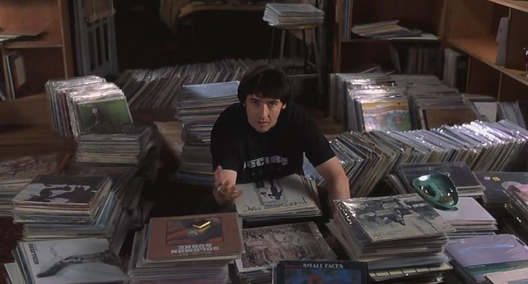 Movie Crush High Fidelity Fashion Grunge