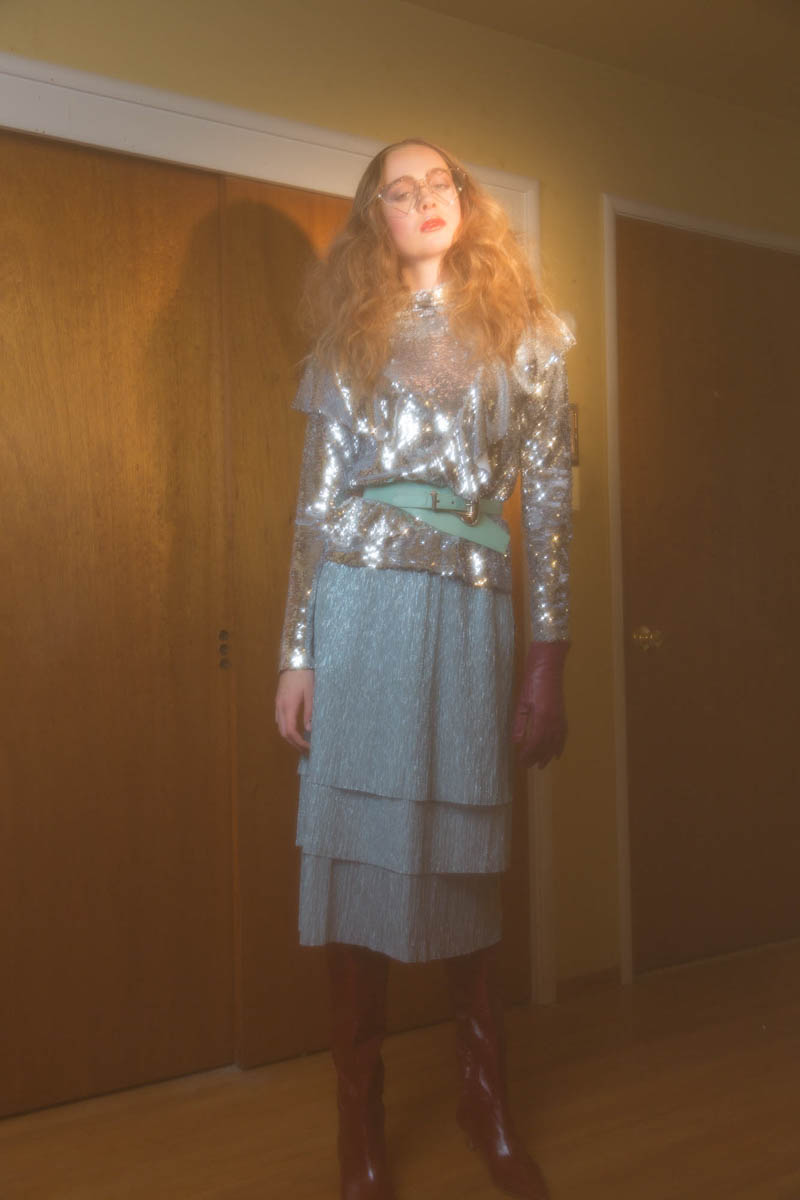Late Autumn Rhapsody By Claire Zhao Fashion Grunge